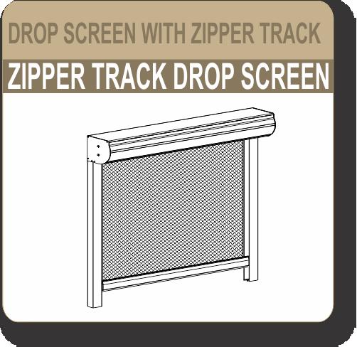 ZIPPER TRACK ICON